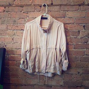 Zara- utility jacket